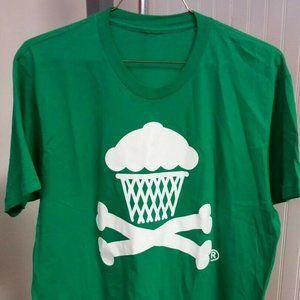 Johnny Cupcakes Basketball Crossbones Shirt